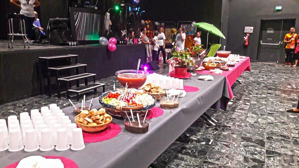 Buffet festif